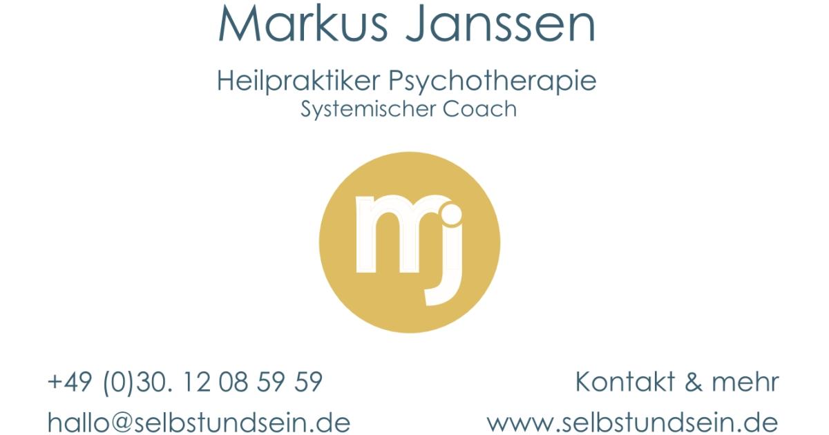 ber markus janssen heilpraktiker f r psychotherapie hypnose berlin. Black Bedroom Furniture Sets. Home Design Ideas